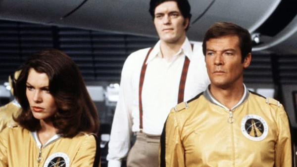 Moonraker Roger Moore Jaws Holly Goodhead