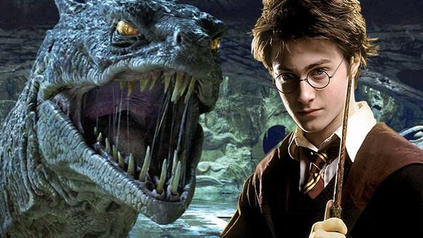 Harry Potter Basilisk