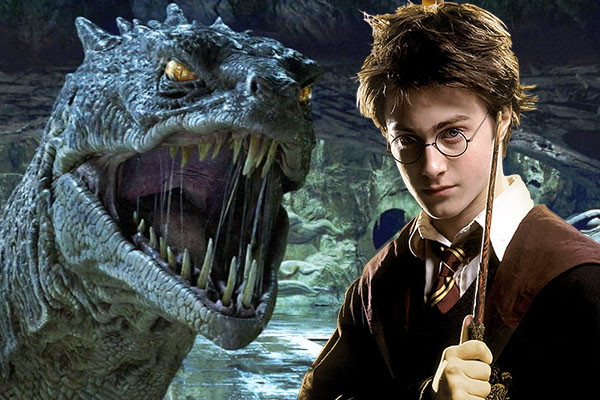 Harry Potter Basilisk