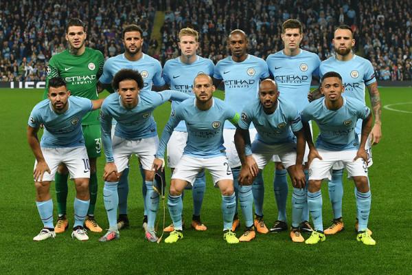Man City 2017