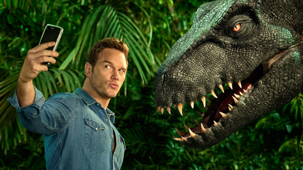 Jurassic World Fallen Kingdom Chris Pratt