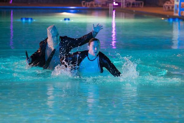 Strangers Prey At Night Pool