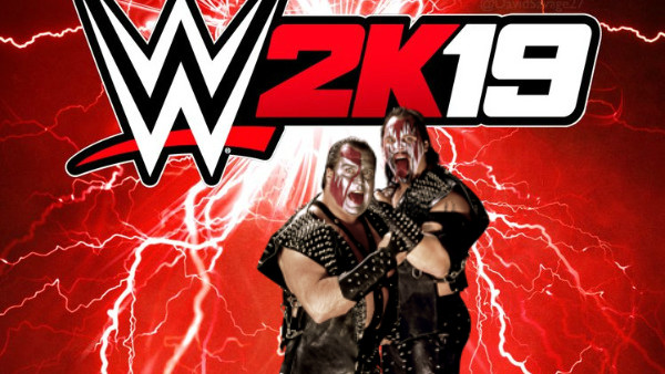 WWE 2K19 Demolition
