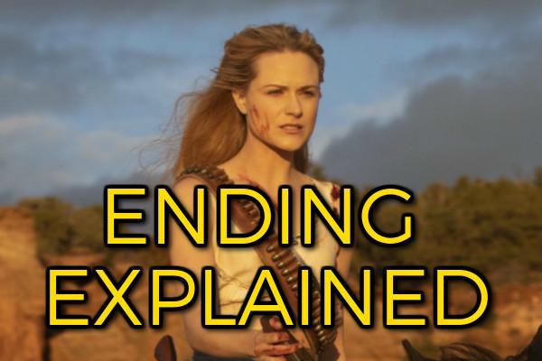 Westworld Ending