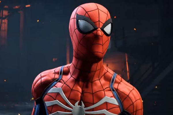 Spider Man Insomniac