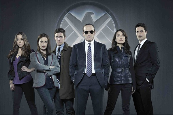 Agents Of SHIELD Season 1