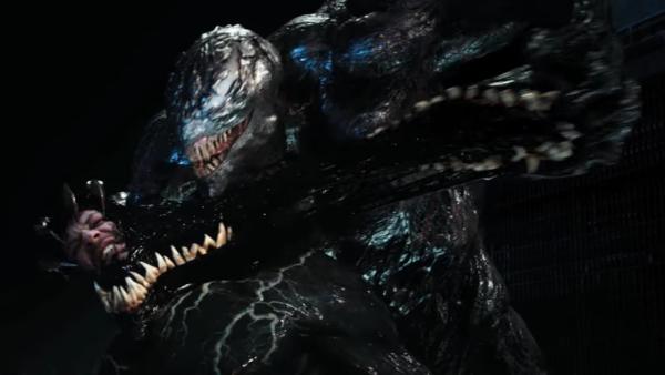 Venom Riot Fight