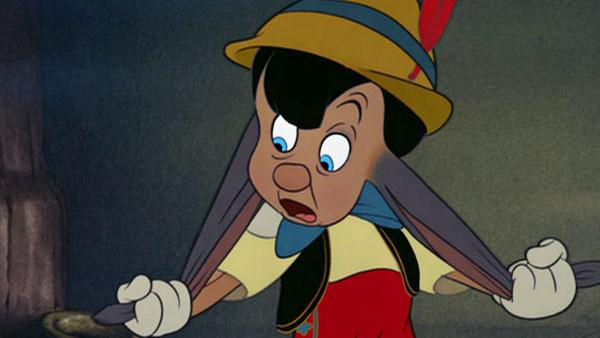 Pinocchio Ears