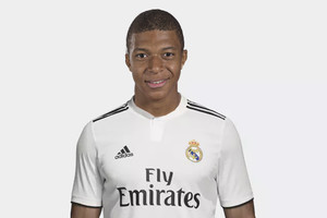 Mbappe Real Madrid