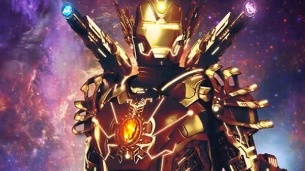 Thanosbuster Armour