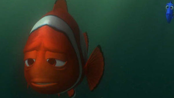 Nemo Depressed