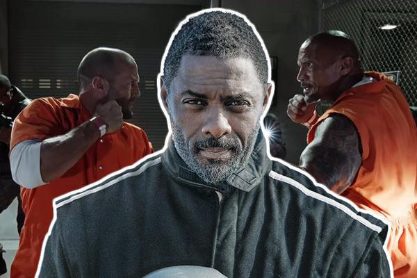 Fast And Furious Idris Elba