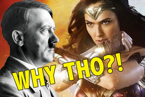 Wonder Woman Hitler