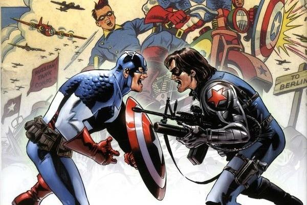 film comics captain america soldat hiver