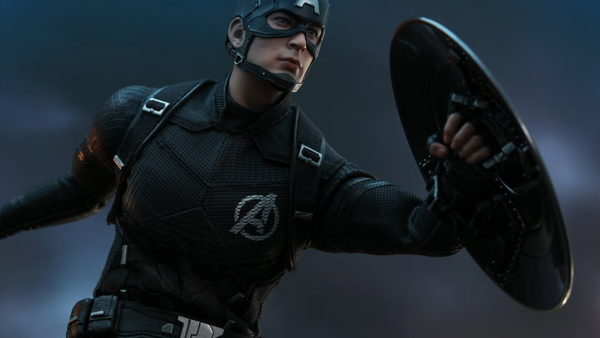 Captain America Hot Toys Concept
