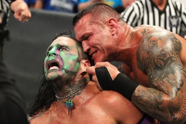 Randy Orton Jeff Hardy