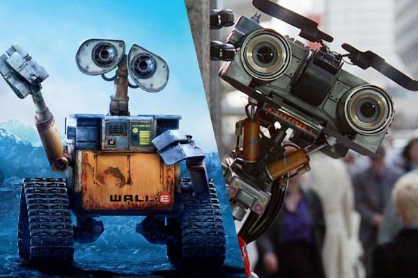 WALL E Short Circuit