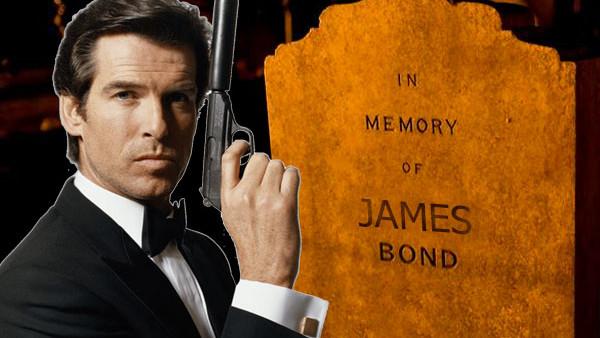 James Bond Grave