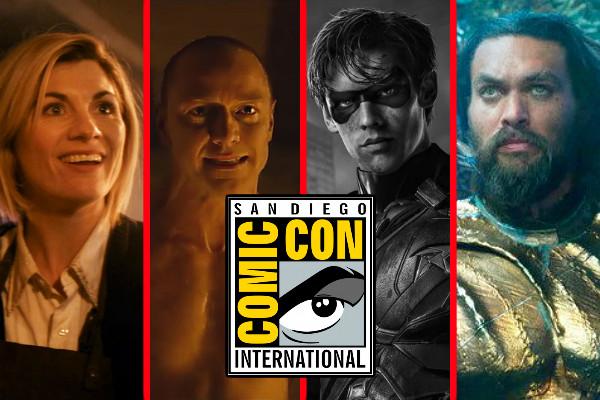 Comic Con 2018