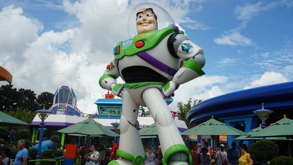 Toy Story Land Disney World