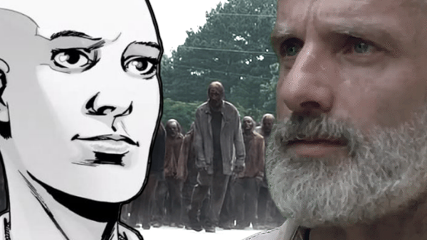 The Walking Dead Rick Alpha