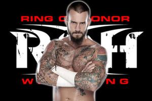 CM Punk ROH