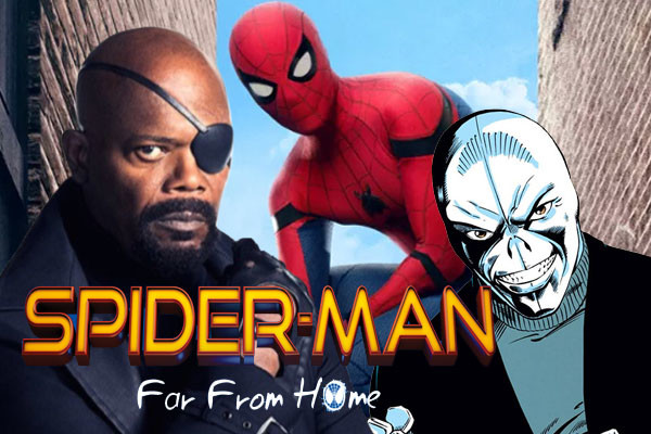 Spider-Man Far From Home Rumours