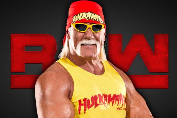 Hulk Hogan To Appear On WWE Raw Tonight?
