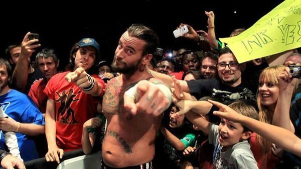CM Punk Fans