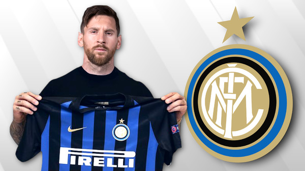 Lionel Messi Inter Milan