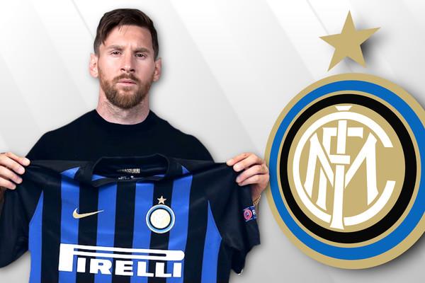 Lionel Messi Inter Milan