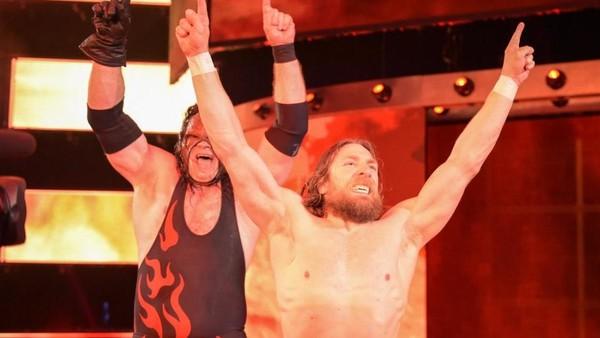 Kane Daniel Bryan Team Hell No
