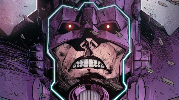 Galactus Marvel Headshot
