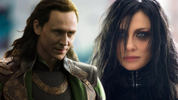 Thor Ragnarok Loki Hela