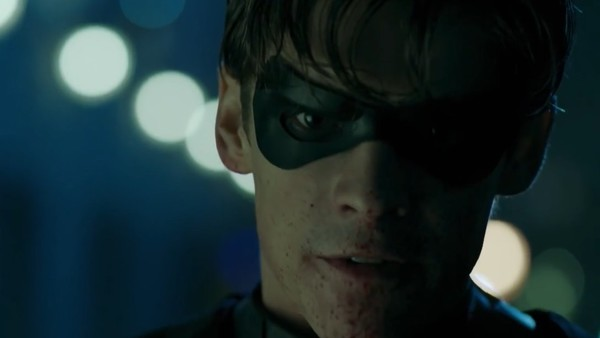 Robin DC Titans
