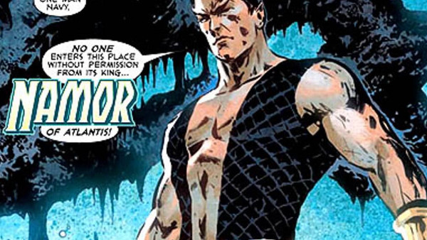 Namor Came First