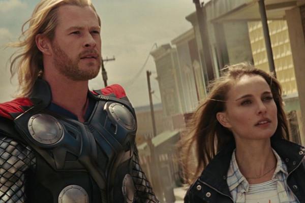 Thor Natalie Portman