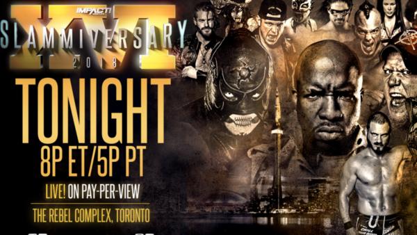 Impact Wrestling Slammverisary XVI