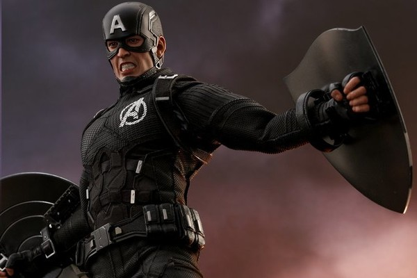 Captain America Hot Toys Concept 2