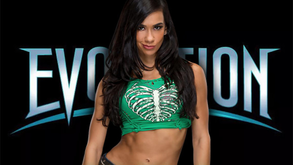 Aj Lee Evolution
