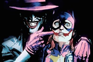 Joker Batgirl Killing Joke reprise