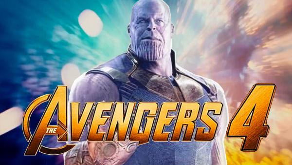 Avengers 4 Thanos