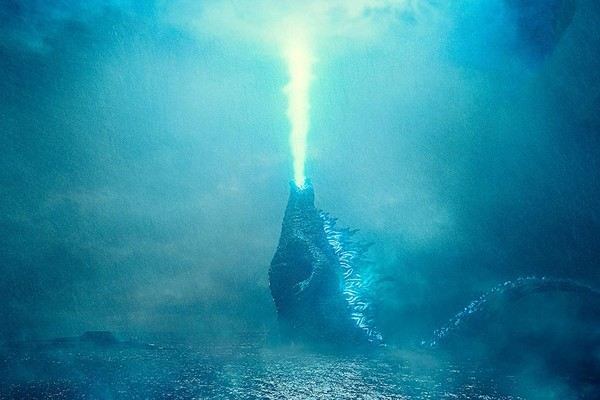 Movie Poster 2019: Godzilla: King Of The Monsters Gets Its First Teaser (And