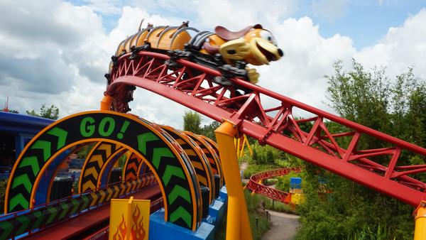Slinky Dog Toy Story Disney World