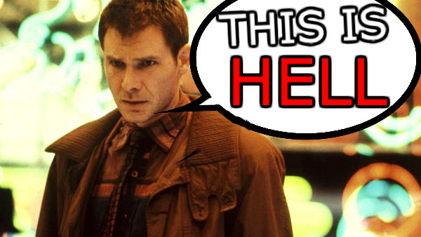Blade Runner Hell