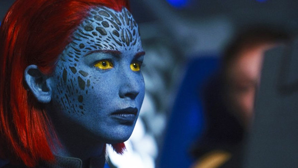 Mystique Dark Phoenix Jennifer Lawrence
