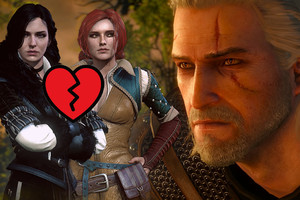 6 Impossible Romantic Choices You Were Forced To Make In Video Games