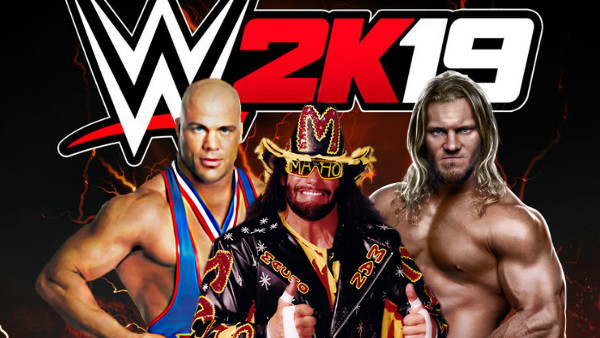 Wwe 2k19 Roster News 50 Legends Announced