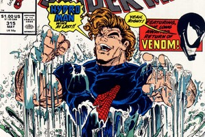 Hydro Man Spider-Man Comics