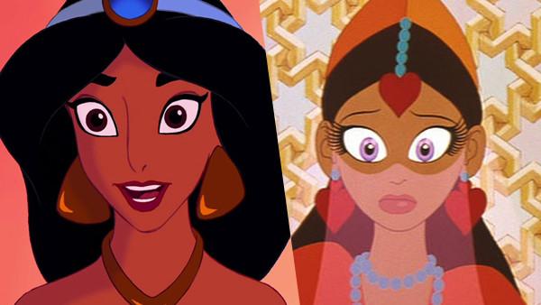 Aladdin Thief And The Cobbler